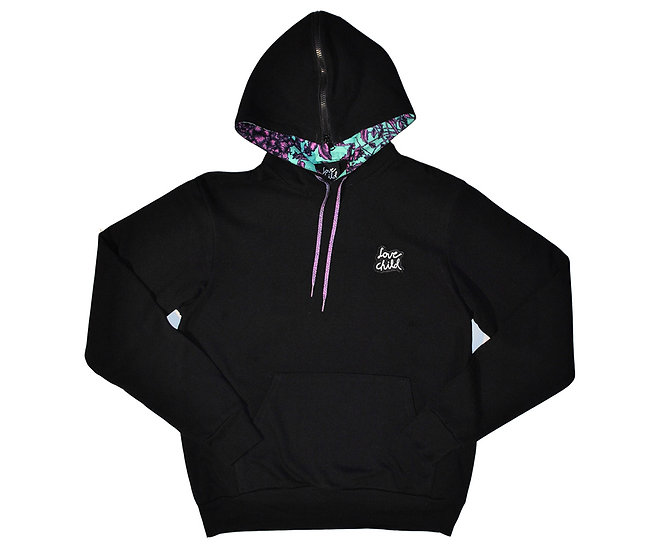 The Cape Hoodie AZGT