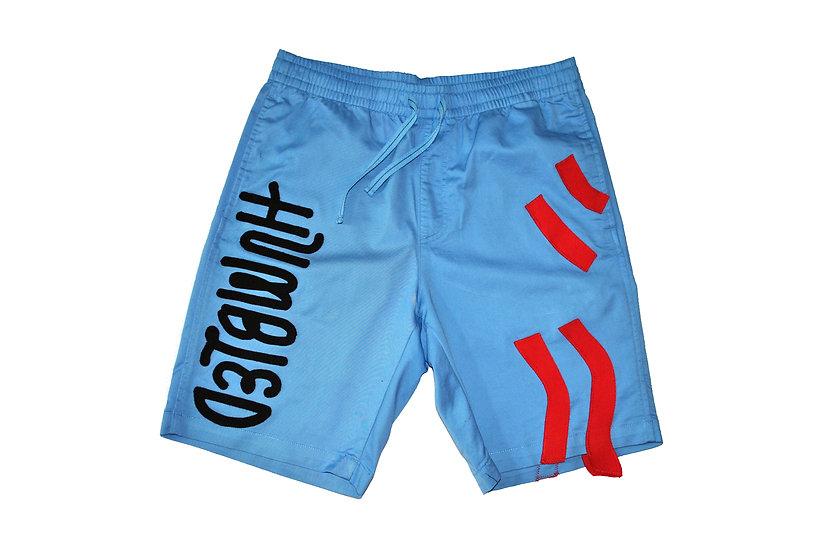 Humbled Blue Short