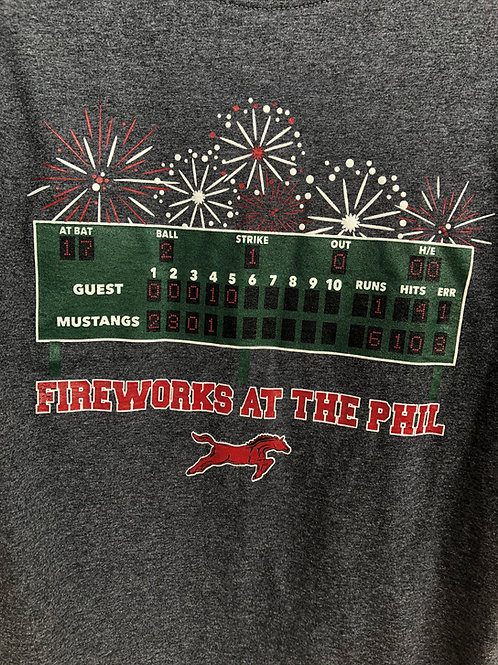 Fireworks at the Phil