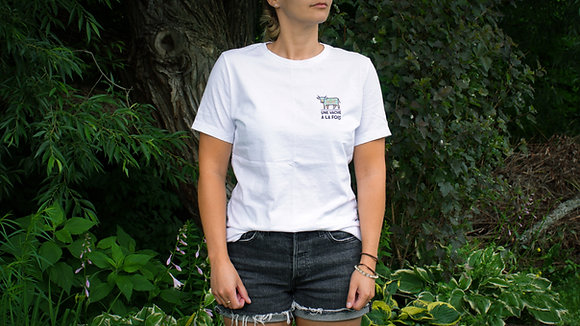 T-Shirt Une vache à la fois pour femme