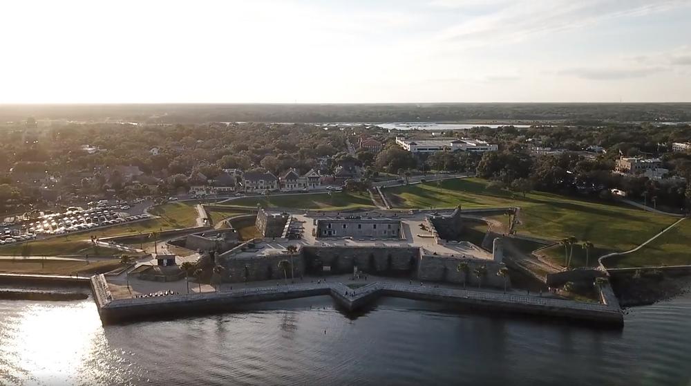 La Citadelle de St-Augustine