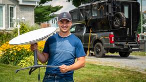 Starlink, la solution pour l'internet des nomades?