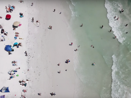 La plus belle plage de la Floride, Siesta Key Beach