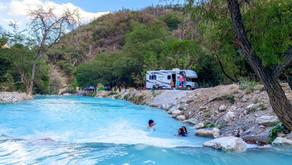 Le voyage de rêve de cette famille de 6 sur les routes du Mexique!