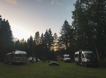 Van vs Caravane! Quel est le meilleur véhicule pour voyager?