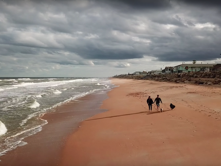 La région de Flagler Beach en Floride