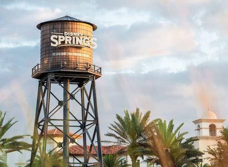 Disney Springs, la magie de Disney, mais gratuitement!