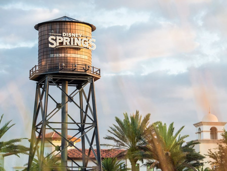 Disney Springs, la magie de Disney, mais gratuitement!