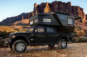 LOKI Basecamp Jeep Gladiator