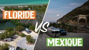 FLORIDE OU MEXIQUE EN VR ? Comparaison des deux destinations pour passer l'hiver au soleil!