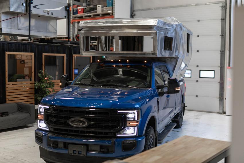 LOKI Basecamp Ford F-350