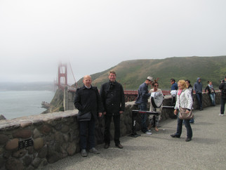 Pääjärjestön kongressi San Franciscossa