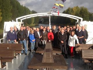 Nord PIANC kokous Lappeenranassa