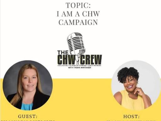 Guest CHW Crew Postcast with Tasha Whitaker