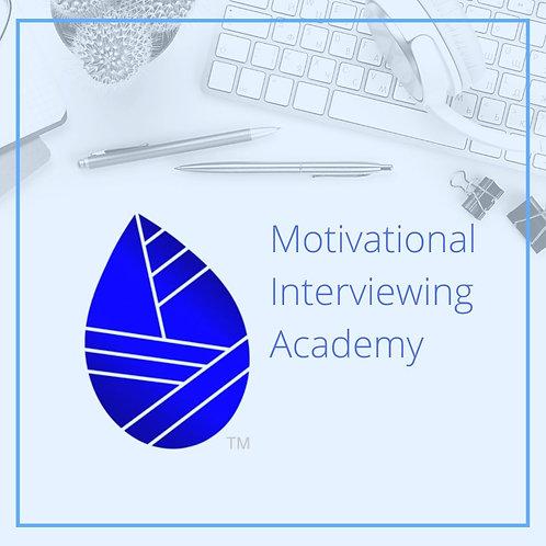 Motivational Interviewing Academy