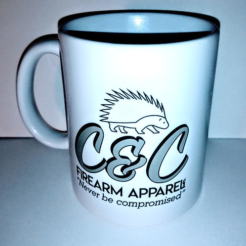 C&C Firearm Apparel Mug - Grey