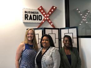 Cute & Cocky Atlanta,GA Press Tour -                                Atlanta Business Radio X