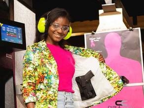 24 Year Old, Nikkita Gordon Create Holster Brand for Women