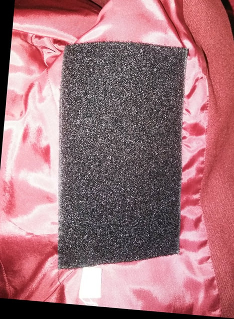 Additional Patch for Sew In attachment