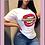 Thumbnail: Cute & Cocky  White High Caliber Shirt