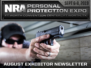 C & C will be attending the NRA Personal Protection CCW Fashion Show in September with the WCCA.