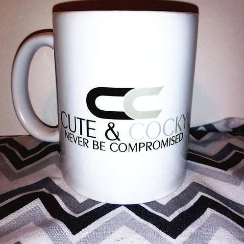 Original Cute & Cocky Mug