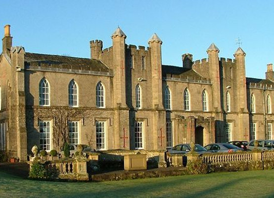 Higham Hall, Cumbria