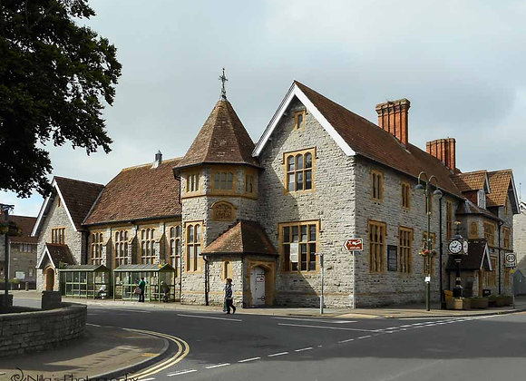Crispin Hall, Street, Somerset