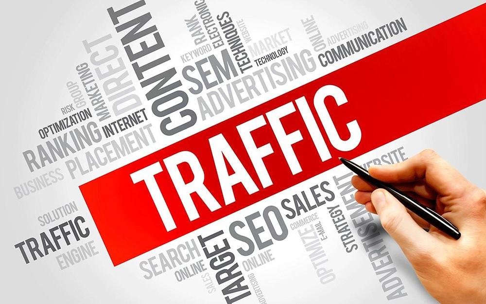 5 conseils marketing digital pour générer du traffic sur son site Internet