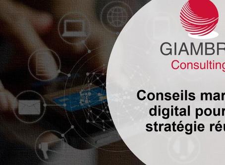 [Livre blanc] Conseils marketing digital pour une stratégie réussie
