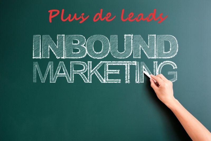 Générer plus de leads avec une stratégie inbound marketing