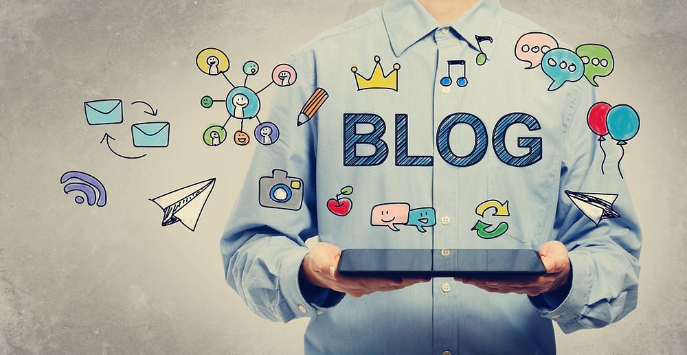 Créer un blog entreprise