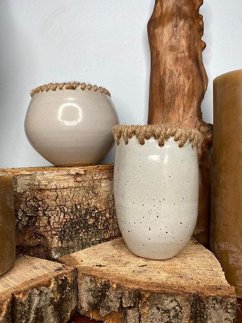 Bound Vase