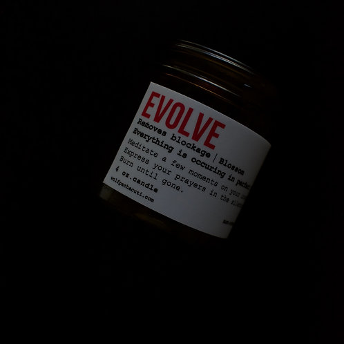 4oz Evolve Beeswax Candle