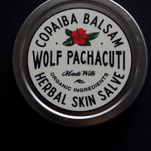 Copaiba Balsam + Herbal Blend Skin Salve