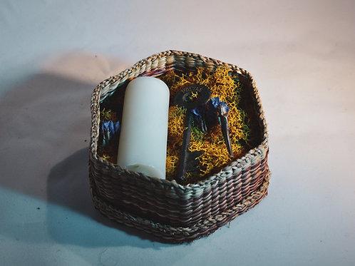 Hunter's Blue Moon   Samhain Moon   Spell Kit