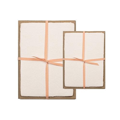 Blush Handmade Paper Pack