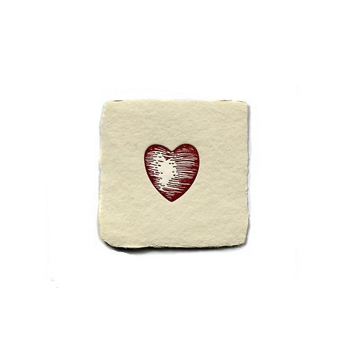 Heart Petite Charm
