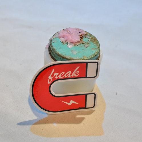 Freak Magnet Sticker