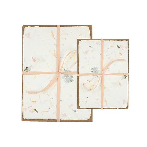 Floral Handmade Paper Pack