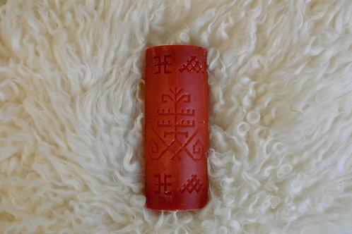 Austra Tree   Latvian Candle Design   100% Beeswax