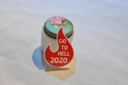 Go To Hell 2020 Sticker