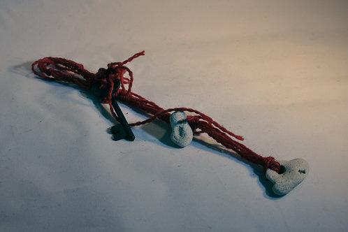 Hagstone Nine Knot Spirit Trap | Hunter's Blue Moon | Samhain Moon |