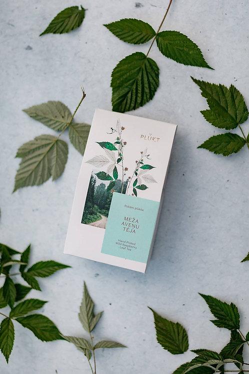 Wild Raspberry Leaf Tea - loose leaves, healthy tea,aromatic