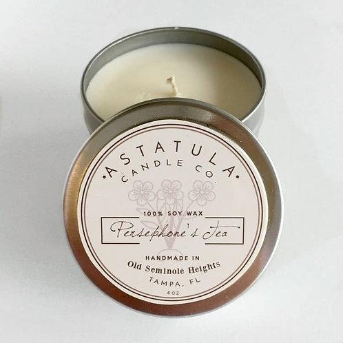 Persephone's Tea | 4oz | Soy Wax Candle