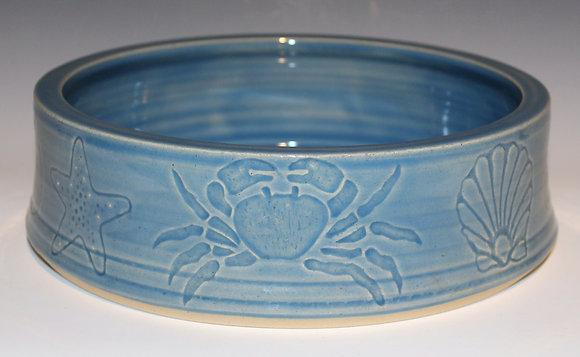 Sealife Dog Bowl