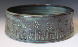Flower Garden Bowl