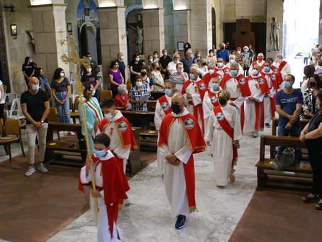 Triduo in onore di San Giovanni Battista
