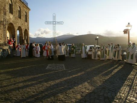 Inizio Visita Pastorale