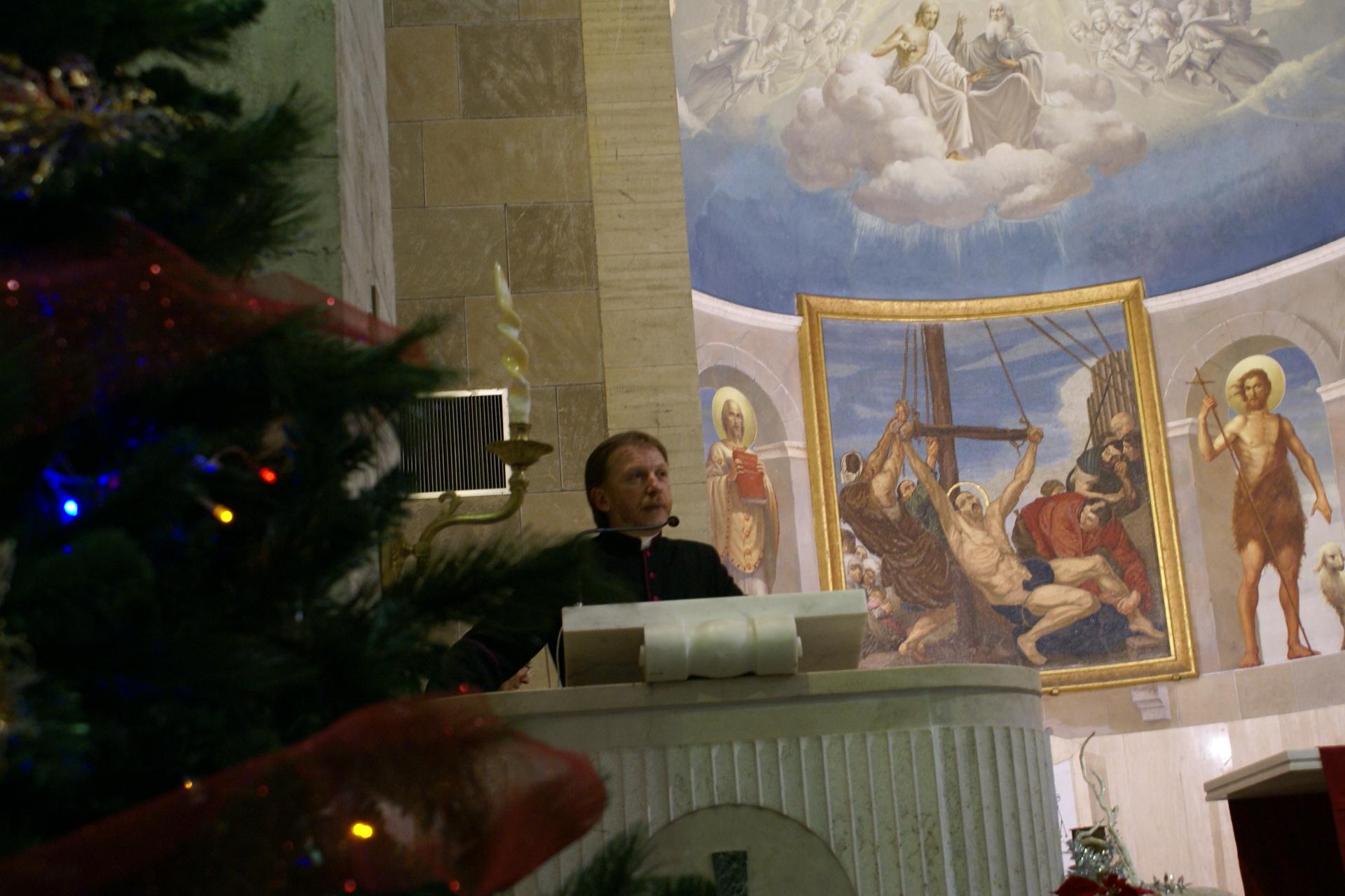 Mons. Fortunato Tamburrini